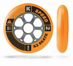 K2 90MM WHEELS 4-PACK