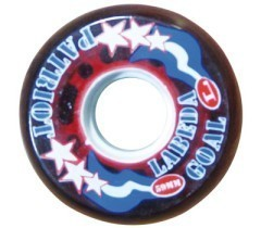 LABEDA Patriots Inline Hockey Rolle Torhüter 82A Outdoor 59mm
