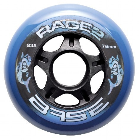 "BASE OUTDOOR ROLLEN- ""RAGE II"" 83A"