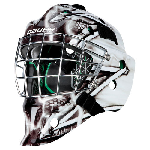 BAUER TORWART MASKE NME 4 KING LAK - JR.