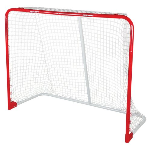 BAUER PERFORMANCE FOLDING STEEL GOAL 54""