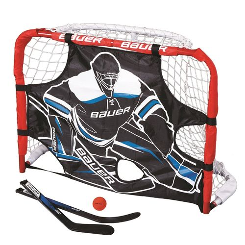 BAUER KNEE HOCKEY PRO TOR SET 30,5""